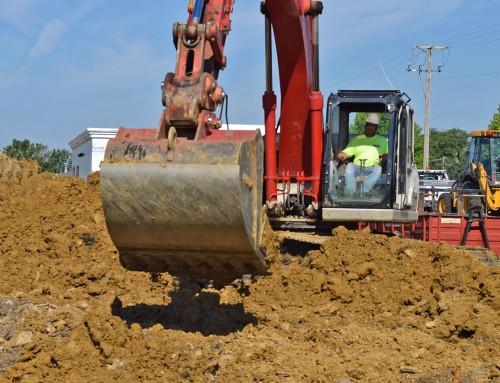 Excavation Foreman