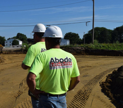 career-pathing with Abode Construction